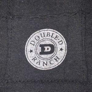 Double D Ranch Tops - NWOT Double D Ranchwear Cross Embellished Tee